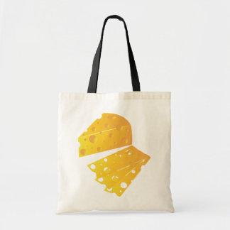 Block der Käse-Taschen-Tasche Tragetasche
