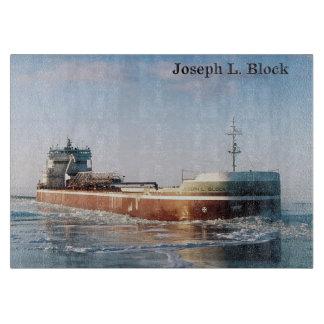 Blockschneidenbrett Josephs L. Schneidebrett
