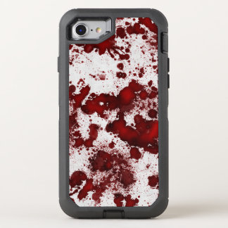 BloodyWhiteFabric60 OtterBox Defender iPhone 8/7 Hülle