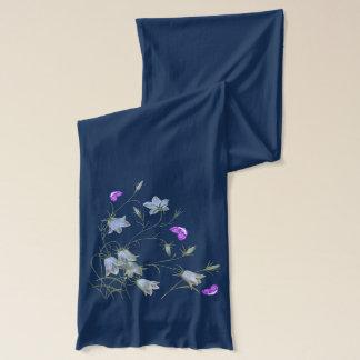 Bluebells und Schmetterlinge Schal
