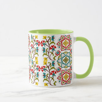 Blühen Sie Tasse