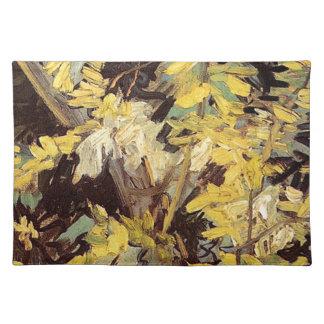 Blühende Akazie verzweigt sich Vincent van Gogh. Tischset