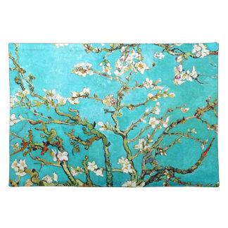 Blühender Mandelbaum Vincent van Goghs Tischset