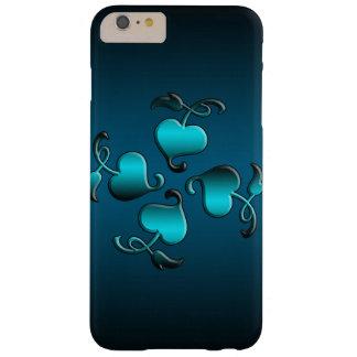 Blume des Herzen Telefonkastens Barely There iPhone 6 Plus Hülle