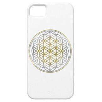 BLUME DES LEBENS/des Blume DES Lebens - zweifarbig Schutzhülle Fürs iPhone 5