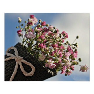 Blume Poster