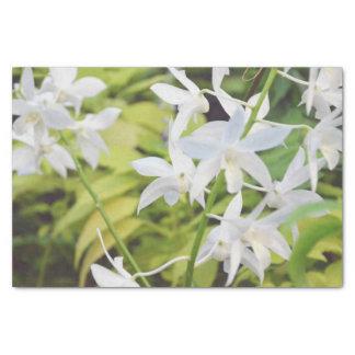 Blume Themed Seidenpapier