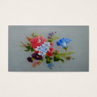 Blume Visitenkarte