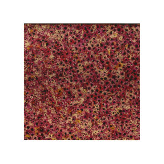 """Blume von Eden auf Holz 8"""" X 8"""" Holzleinwände"""