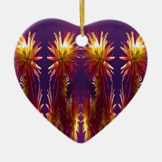 Blumen-Arbeiten Keramik Ornament