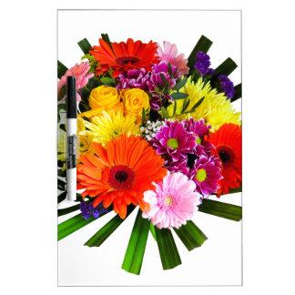 Blumen-Blumenstrauß Whiteboards