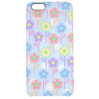 Blumen Durchsichtige iPhone 6 Plus Hülle