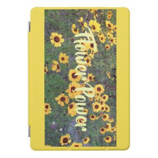 Blumen-Power IPad Halter iPad Pro Cover
