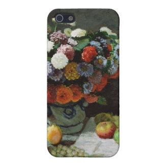 Blumen und Frucht (1869) iPhone 5 Schutzhüllen