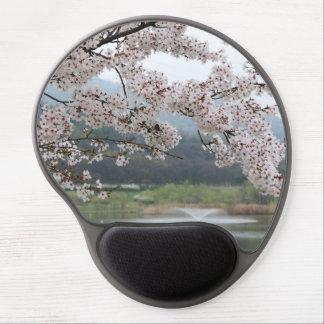 BlumenBlumen-Blüten-Rebe-Schicksals-Schicksals Gel Mousepad