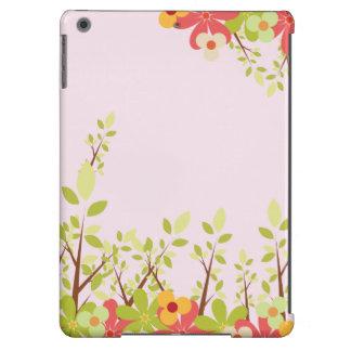Blumengartenrosa iPad Fall iPad Air Hülle