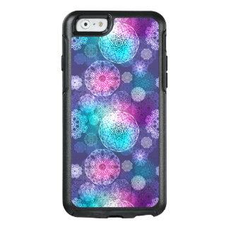 BlumenluxusMandalamuster OtterBox iPhone 6/6s Hülle