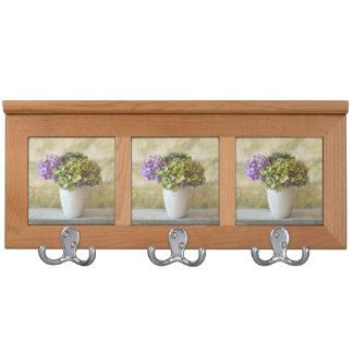 Blumenmantelgestell, Hydrangea, hübsch, Blumen