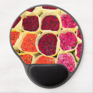 Blumensträuße der Rosen Gel Mousepad