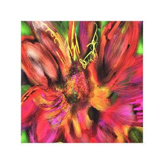 Blüte Leinwanddruck