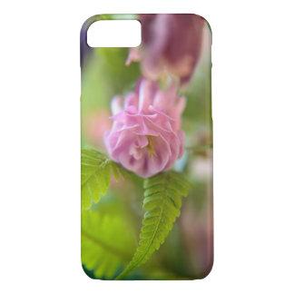 Blüte von einem Aquilegia iPhone 8/7 Hülle