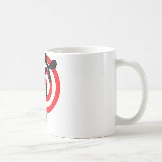 Bluten-Schmetterling: Bullauge Kaffeetasse