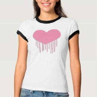 Blutendes Herz T-Shirt
