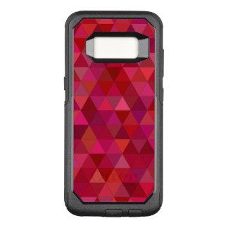 Blutige Dreiecke OtterBox Commuter Samsung Galaxy S8 Hülle