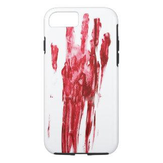 Blutiger Mord iPhone 8/7 Hülle