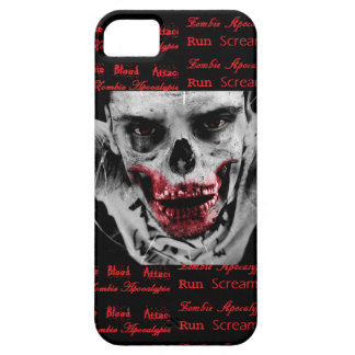 Blutiger Zombie-Handy-Fall iPhone 5 Cover