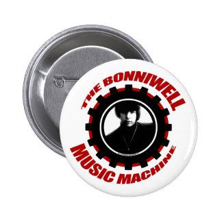 BMM Gang-Logo Runder Button 5,1 Cm
