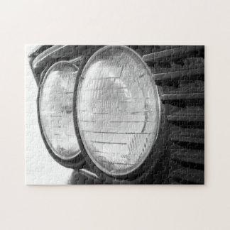 BMW-Scheinwerfer Puzzle