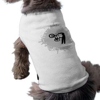 BMX Gekritzel-Art Shirt