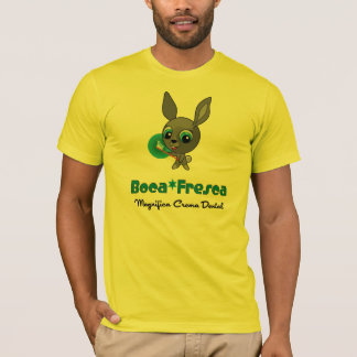 Boca Fresca Magnifica Crema zahnmedizinisch T-Shirt