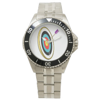 Bogenschießen-Uhr Uhren