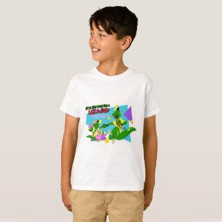 BOGP Eidechse AP: Kinderregular-T-Stück T-Shirt