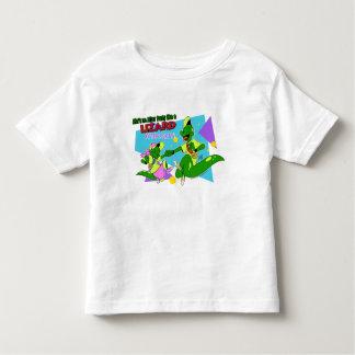 BOGP Eidechse AP: Kleinkind/Babyregular-T-Stück Kleinkind T-shirt