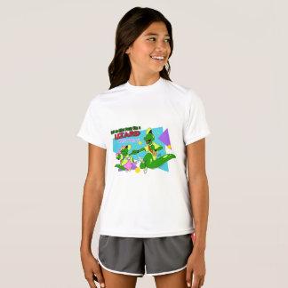 BOGP Eidechse AP: T-Shirt