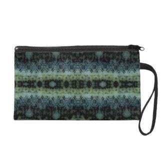 Böhmischer UnschärfeWristlet Wristlet Handtasche