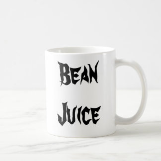 Bohnen-Saft Kaffeetasse