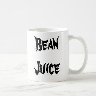 Bohnen-Saft Tasse