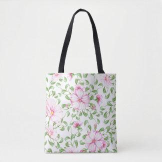 Boho Blumendruck-Taschen-Tasche