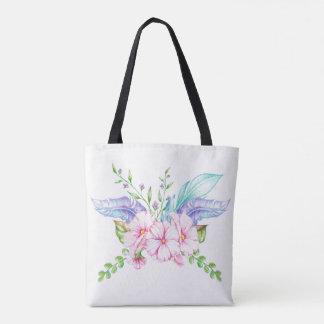Boho BlumenTaschen-Tasche