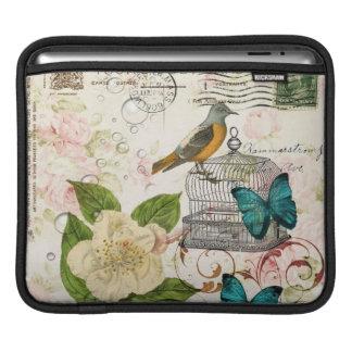 boho schicker Schmetterling botanischer Sleeve Für iPads