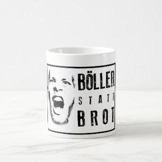 Böller statt Brot ! Kaffeetasse