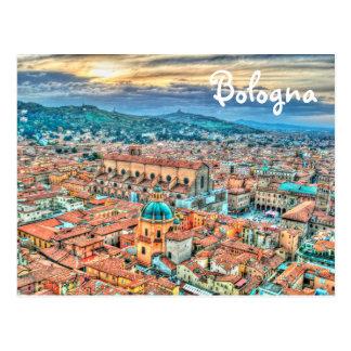 Bologna, Italien (ii) Postkarte