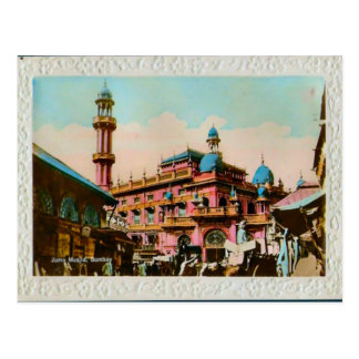 Bombay Postkarte