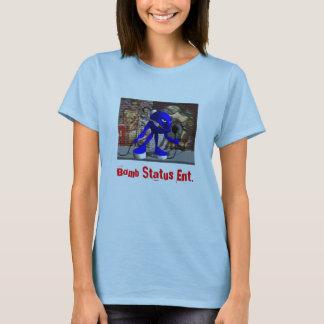 Bomben-Status HNO T-Shirt