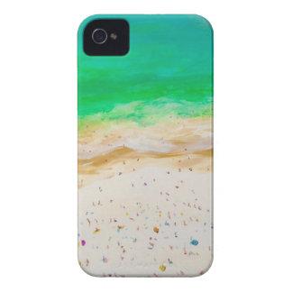 Bondi Strand-Luftaufnahme iPhone 4 Case-Mate Hüllen