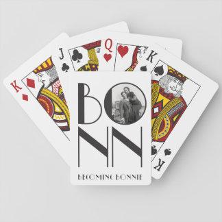 BONN von werdenen Spielkarten Bonnies
